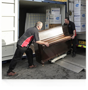 Piano Removals and Specialist Removals in Devon