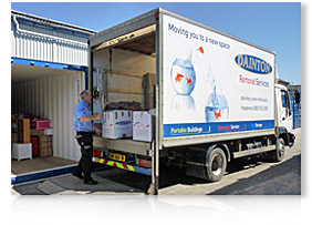 Removal Company in Newton Abbot Devon