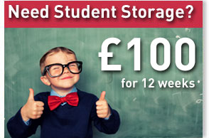 Student Storage in Exeter Plymouth