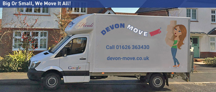 Removal Company In Devon Devon Move Removal Companies